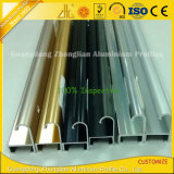 Customziedカラーの映像の装飾のためのブラシをかけるアルミニウムフレーム