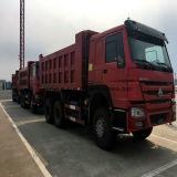 ChineesVrachtwagen van de Stortplaats LHD de Nieuwe HOWO (2014year)