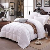 Home Textile 233tc 75% White Duck Down Bedding Consolador