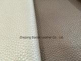 Klassisches Belüftung-synthetisches Leder für Beutel/Fall/den Koffer abgedeckt