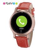 Telefono astuto Android dell'IOS Bluetooth Iwatch della scheda dello schermo di tocco SIM