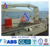 Guindaste quente da plataforma da venda para o fuzileiro naval