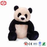 Le cadeau traditionnel mou de peluche mignonne de qualité de la Chine de panda badine le jouet