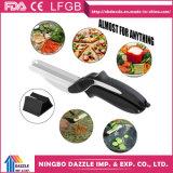 Ножницы кухни In1 тяпки 2 оптовой еды Vegetable с разделочной доской