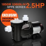 Pompe à eau électrique auto-amorçante de piscine de 1850W 2.5HP