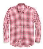 Plaid-Hemd drei Farben-Männer
