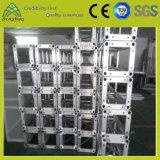 Fascio di alluminio del bullone di vite dello zipolo della strumentazione di prestazione della fase