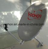 antenna di piatto calda di vendite TV dell'antenna del riflettore parabolico di Parobolic della fascia di 55cm Ku