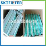 Sacchetto Pocket di filtro dell'aria per la polvere del cemento
