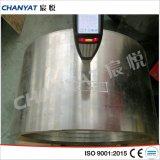 ステンレス鋼は造ったソケットの溶接の適切な帽子(1.4301、X5CrNi1810)を