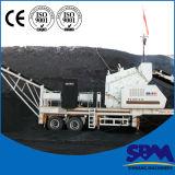 Cer-mobile Steinzerquetschenstandardmaschine für Verkauf