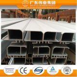 Het profiel-Aluminium van het aluminium Uitdrijving voor het Glijdende Venster van het Aluminium
