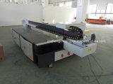 3D 지면 또는 벽면 또는 유리제 UV 평상형 트레일러 인쇄 기계