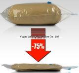Sacola de armazenamento de vácuo de plástico para embalagem de armazenamento