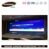 Vollkommene Bereich LED-Innenbildschirmanzeige des Anblick-Effekt-P3 farbenreiche