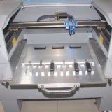 길쌈된 레이블 (JM-640H)를 위한 주문 설계되는 Laser 절단기