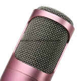 Microfone de condensador sem fio de Bluetooth do karaoke mágico quente do eco da venda K068
