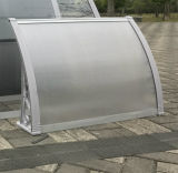 Sun Rain Shade Fixed Wall Mount Garden Plastic Awning Canopy Bracket (800-B)