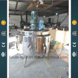 El tanque de mezcla del queso eléctrico de la calefacción del acero inoxidable de la categoría alimenticia