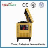 petite production d'électricité électrique insonorisée portative de générateur du moteur diesel 10kVA