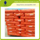 Le tissu de bâche de protection de PE de bâches de protection le meilleur marché en poly bâche de protection de roulis