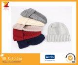 2016 miúdos novos do estilo do inverno fizeram malha o chapéu morno