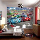 Murali interni della parete della carta da parati della decorazione di modo della stanza su ordinazione di disegno