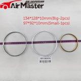 De voor Ringen van het Staal van de Schok van de Lucht voor Mercedes-Benz W211 (A2113206113 A2113206013)