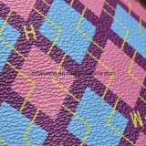 Мешок PU женщин формы раковины цвета удара