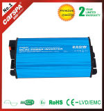 DC волны синуса 400W 12V 220V к инверторам силы AC домашним