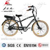 E-Bici de la ciudad de la visualización de la batería de litio de la alta calidad 36V 5PAS-LCD (JSL037S-6)