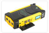 arrancador del salto del coche de la batería de la potencia del cargador de batería de las luces de 69800mAh 12V 4USB especialmente con el compás
