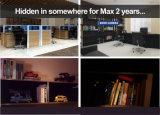 Камера Covert /Book камкордера скоросшивателя домашней обеспеченностью Vison ночи резервного времени HD 1080P Макс 2years PIR