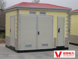 Transformador/transformador combinado Substation/10kv de Europ Pretabricated