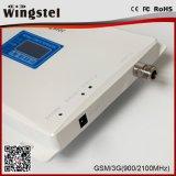 Servocommande mobile à deux bandes de signal de 900/2100MHz 2g 3G 4G
