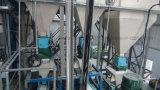 Projeto Turnkey da linha de produção detergente do pó do processo da Não-Torre