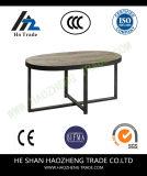 Mobília de madeira da noz da mesa de centro Hzct001