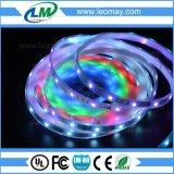 5M tira ideal do diodo emissor de luz de 150 Digitas da cor do diodo emissor de luz WS1903 5050