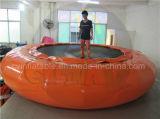 Erwachsene aufblasbare Wasser-Trampoline, Wasser-Park-Spiel auf Verkäufen