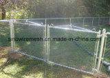 Rete fissa saldata ricoperta PVC di collegamento Chain della rete metallica per il campo da giuoco