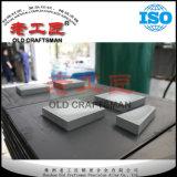 K10 Hartmetall-Leerzeichen-Platte mit verschiedenen Formen auf halb maschinell bearbeiten