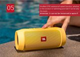 Carga Splashproof 2+ de Jbl da carga do altofalante do mini metal sem fio