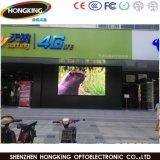 Pantalla Semi-Al aire libre de P7.62 LED con 3 años de garantía
