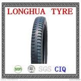 Neumático de calidad superior de la motocicleta de la fuente de la fábrica de Longhua (2.50-17, 2.75-17)