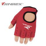 体操のトレーニング半分指の適性の自転車のパッディングの重量挙げのスポーツの手袋