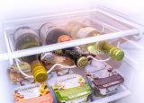 Refrigerador Almacenaje de metal Estante de botellas de vino tiene 3 botellas