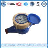 Medidores Medidor Multi cuerpo del hierro tipo húmedo de agua de chorro de agua