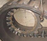Clawer en caoutchouc 800*150ym pour les pistes en caoutchouc de KOMATSU (CD110R)