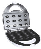 Partido Pastry Maker com Nut Shape Cakes, Nutty Maker