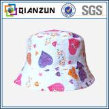 多彩な印刷された可逆バケツの帽子